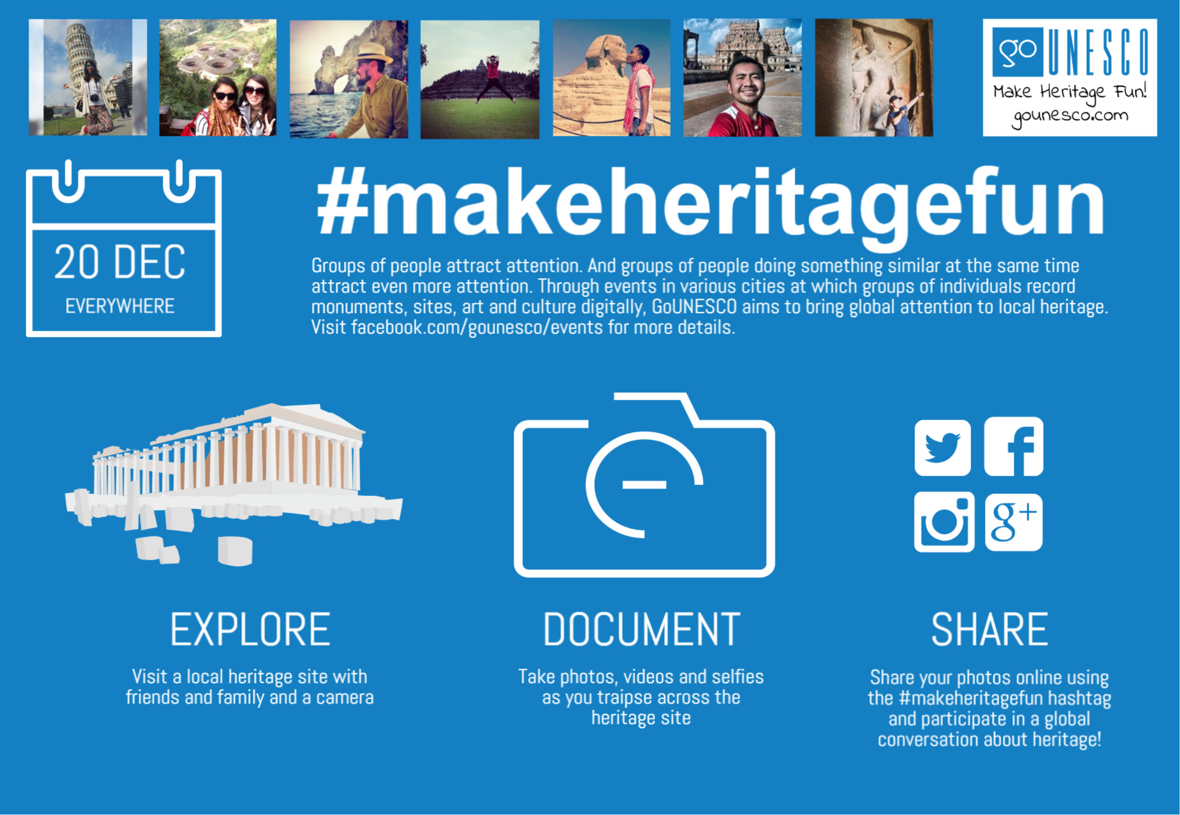 Makeheritagefun Poster