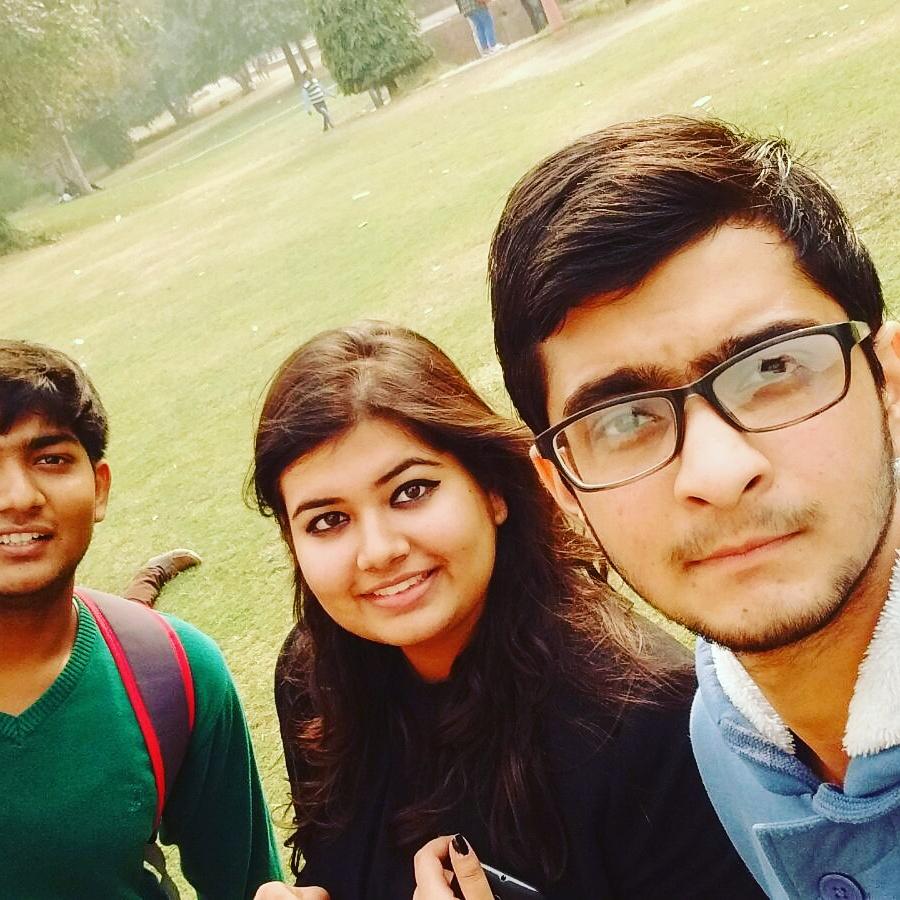 Purana qila and friends 2