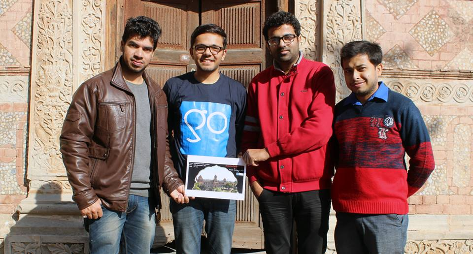 #makeheritagefun in Jammu