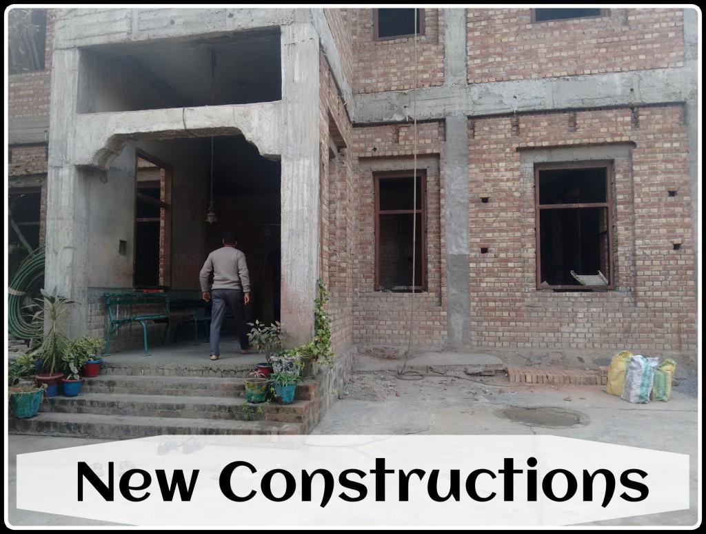 New construcions