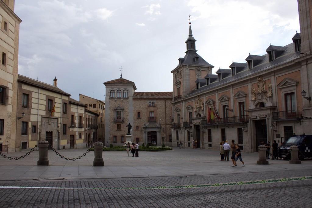 Plaza de la Villa - MADRID