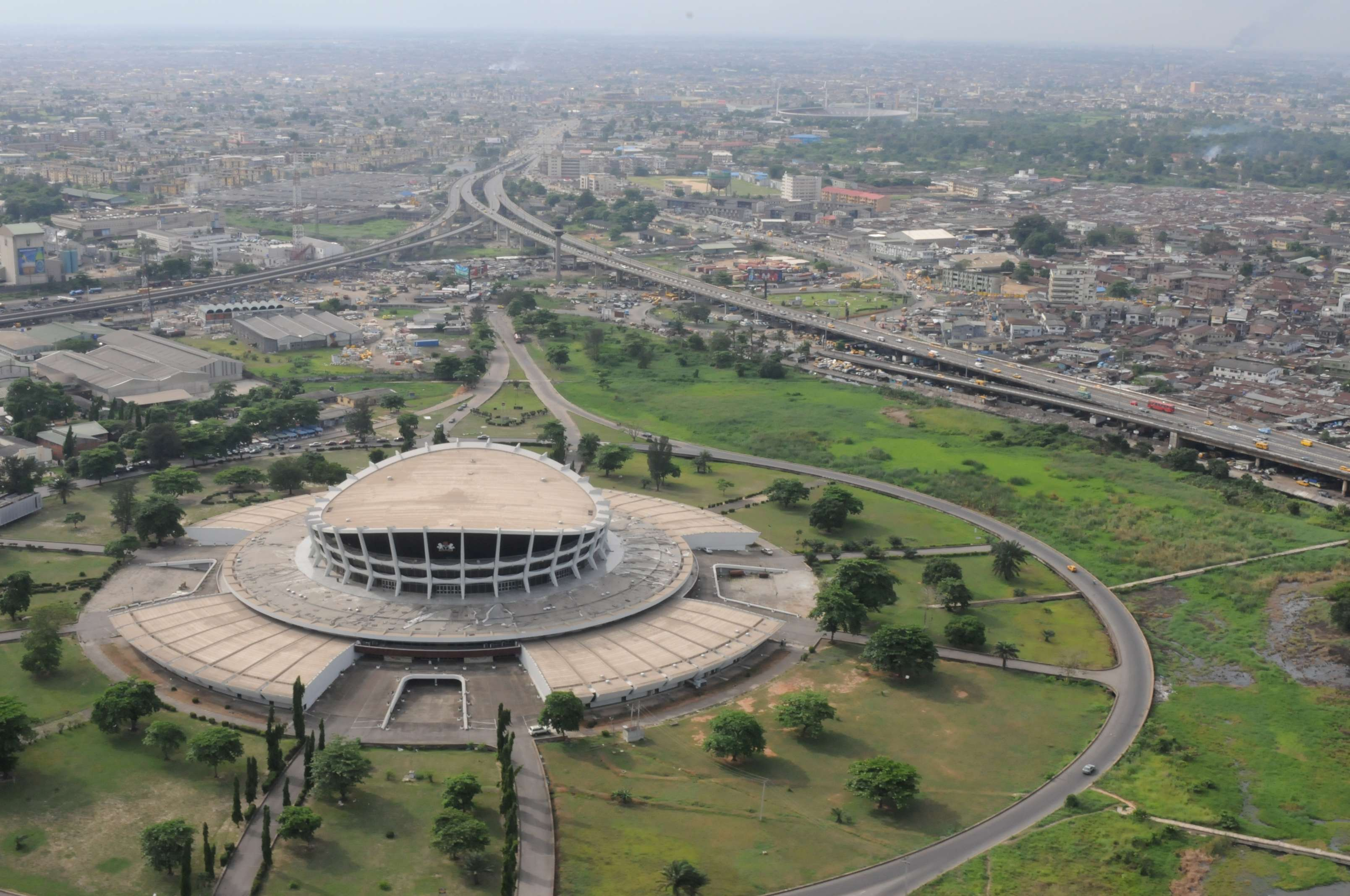 The Nigeria National Theatre
