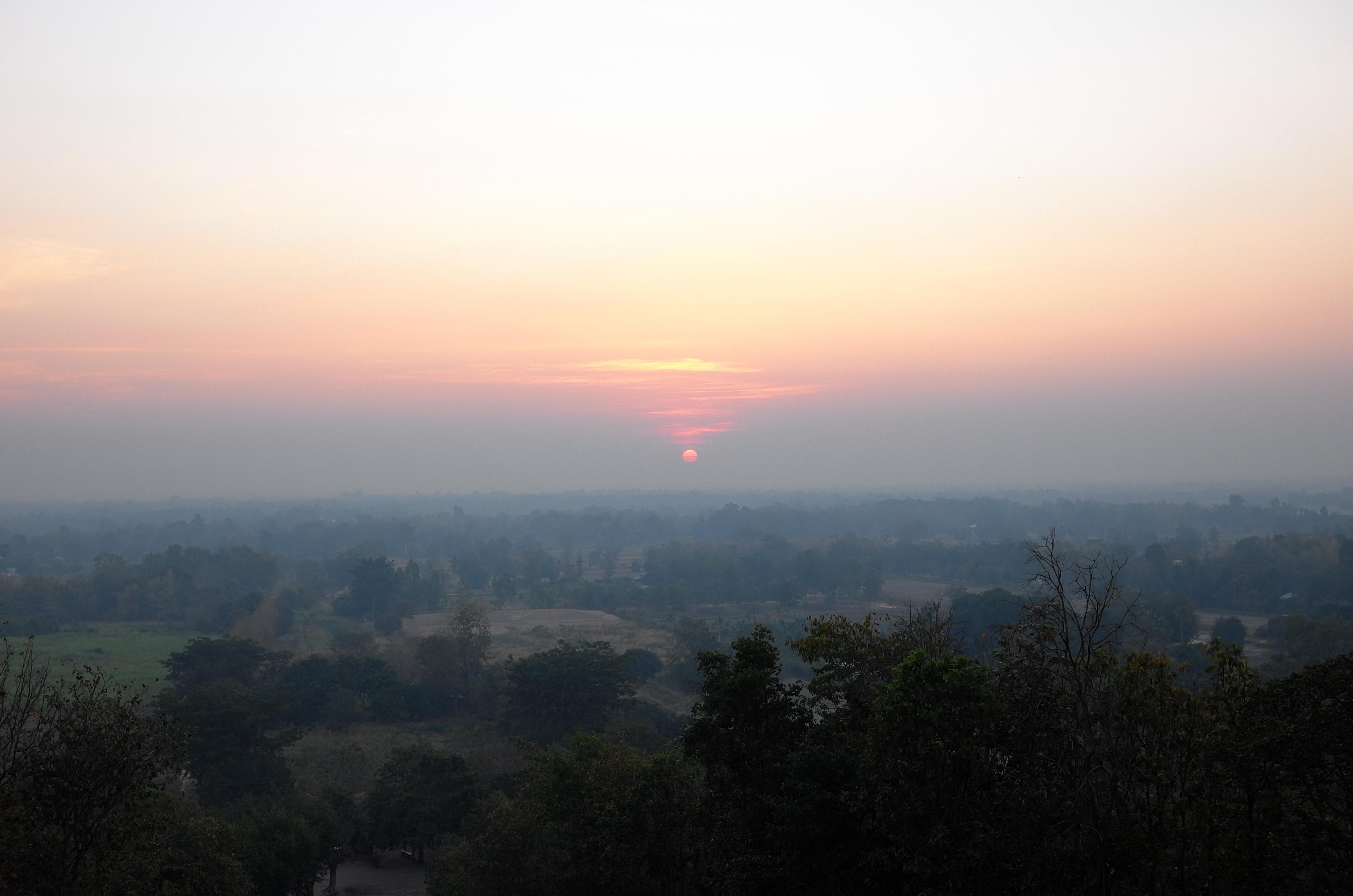 Sukhothai Sunrise