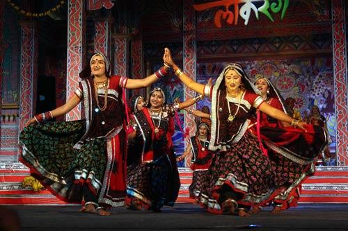 Ghoomar Rajasthani Dance Form