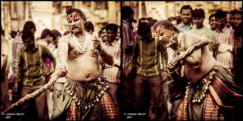 In Action Courtesy: Vaibhav Mehta