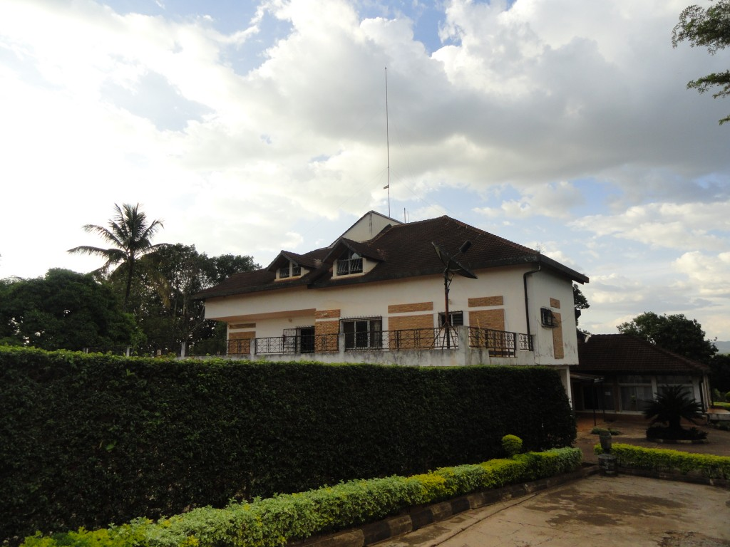 Presidential Palace and Museum #makeheritagefun at Kigali
