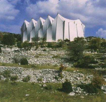 Current Photo of the Temple Covered by a Protective Shelter Photo Courtesy: Hellenic Ministry of Culture and Sports