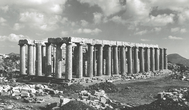 View_of_the_temple_from_NW,_1976_Photo_Courtesy_Hellenic_Ministry_of_Culture_and_Sports