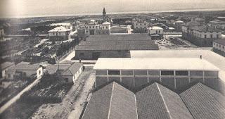 "Carbonia city, 1938, (photo taken from blog ""Le città di Mussolini"")"