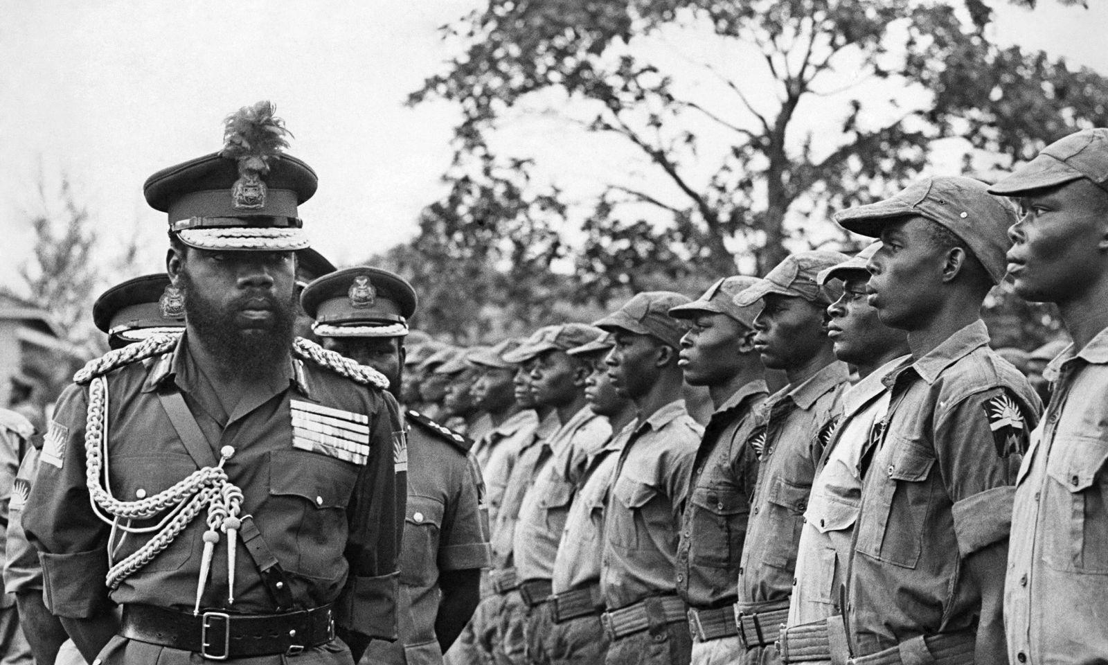 Biafra Army
