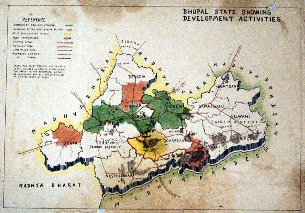 Bhopal State