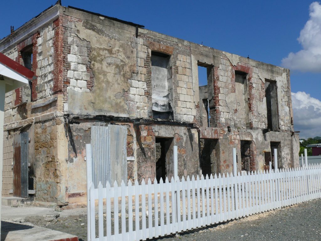 War Heritage, The Morant Bay Rebellion of Jamaica.