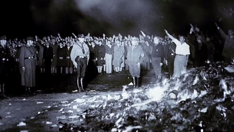 nazi-book-burning-timesofisrael