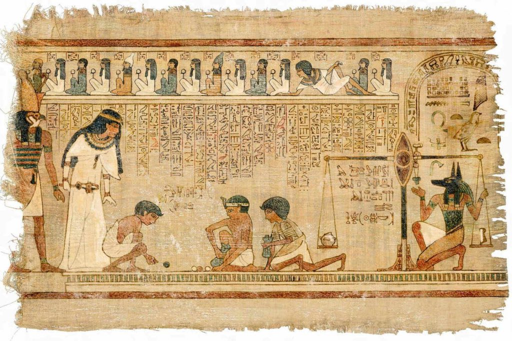 papyrus egypassion Gounesco