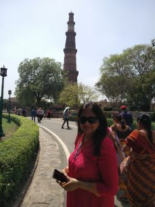 My tryst with history continues in Qutb complex