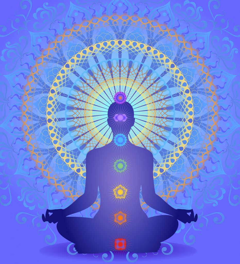 Chakra Healing, which focuses on energy points within the body, is catalytic to yoga.
