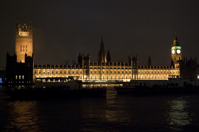 The Palace of Westminster and Westminster Abbey Picture Courtesy: Chris March