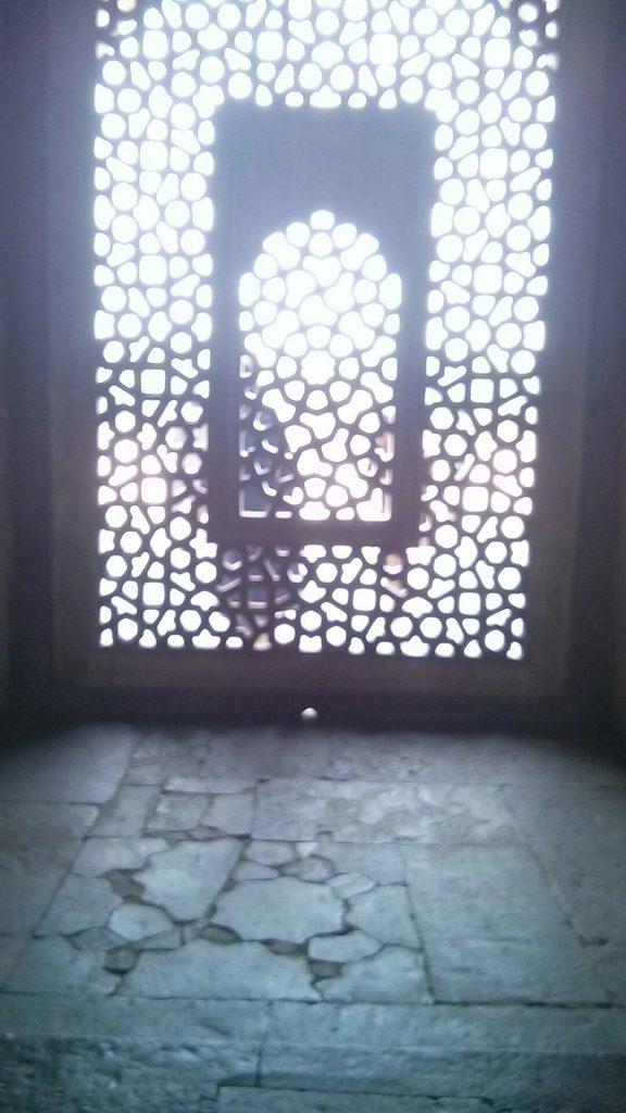 Jali hUmayuns tomb