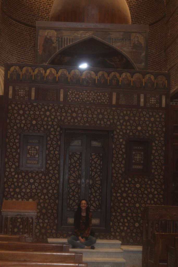 old cairo monica