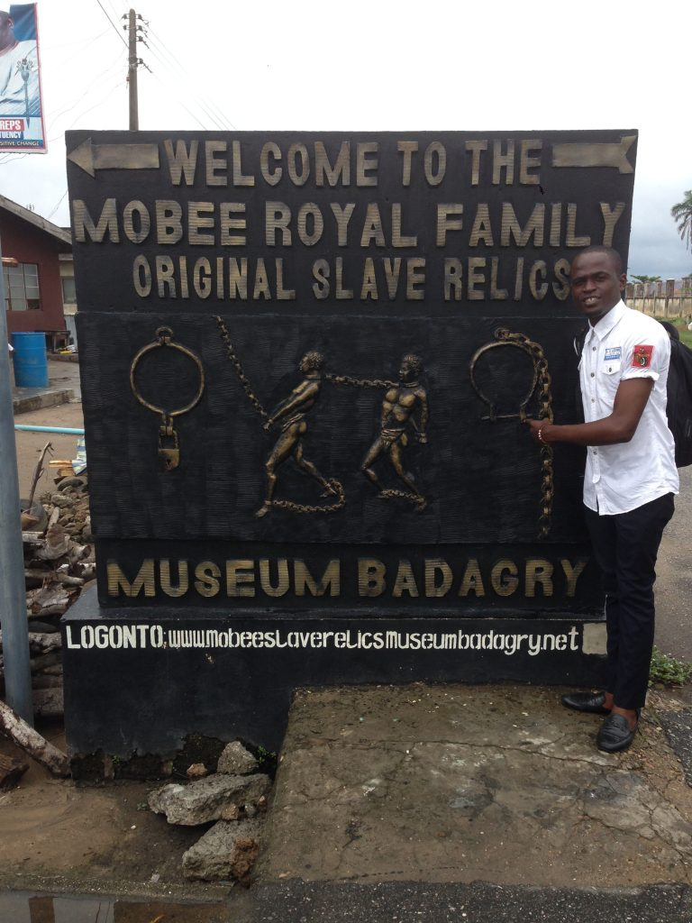 Kalu Kalu Kalu at the Slave Museum