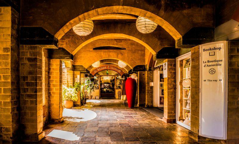 Auroville boutique