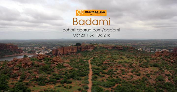 Go Heritage Run – Badami