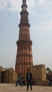 A place which has its own history – Qutub