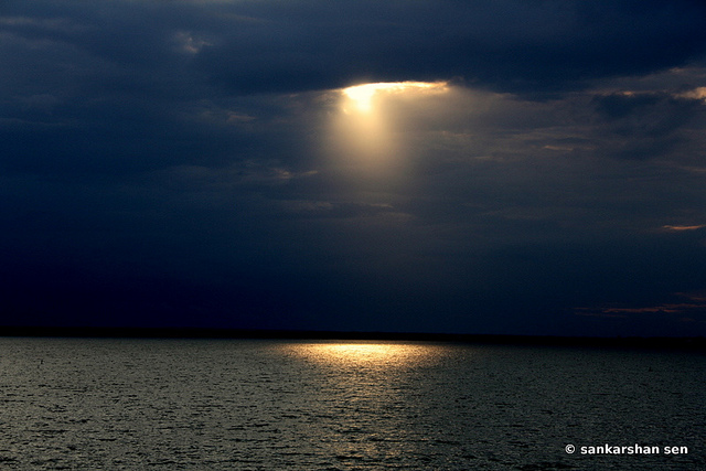 Osman Sagar Lake - Hyderabad