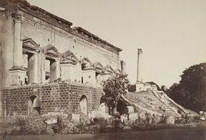 Begum Samru's Haveli: a lost heritage?