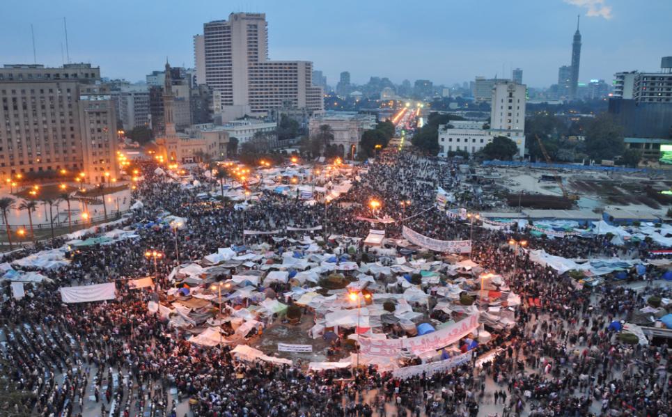 2011 Uprising
