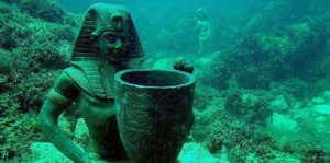 Theme for November: Underwater Cultural Heritage