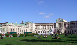 An Important Meeting with History of Vienna