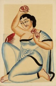 Unfolding a Painted World: Revisiting Kalighat Paintings