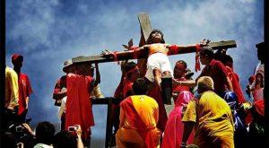 April 10-16: Lenten Rites in Pampanga, Philippines