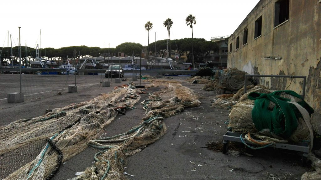 Abandoned-nets