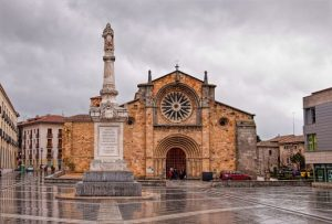 A visit to Avila in Spain is like returning to the Middle Ages