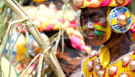 Where Our Past Collides: The Dinagsa Ati-Atihan Festival Starts Jan 29, 2017