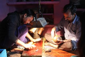 The Magical Hands Behind Bell Metal Casting