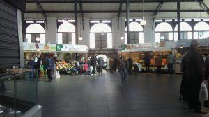 Food Markets in Salamanca, Spain