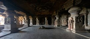 Jaina Caves at Ellora