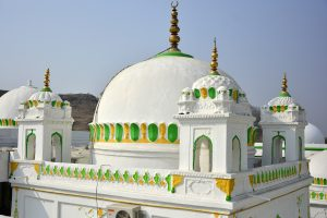Tomb Complexes in Khuldabad
