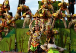 Come March, attend the Pintados Festival in the Philippines
