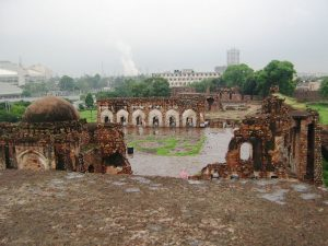 The Historic Ruins of Ferozabad