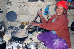 Food and Spices of the Bhotia community in Uttarakhand