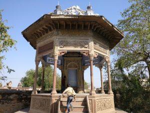Make Heritage Fun, Jhansi- Exploring Gangadhar Rao's Samadhi