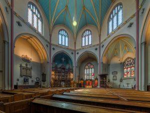 The Hidden Jewel of London: St. Dunstan