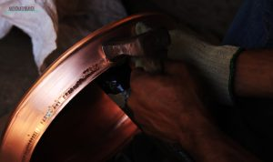 Mighty hands that mould copper : A photo story from Pune