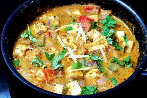 Indian Food Experiments: Kadhi Chawal and Kadhai Paneer