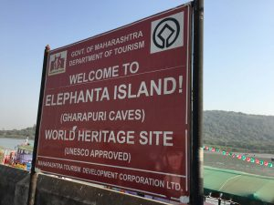 City of caves – Elephanta Island