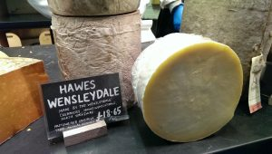 The forgotten history of the Yorkshire Wensleydale cheese
